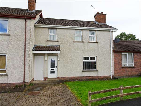 3 Bedrooms Terraced House for sale in Crevenish Park