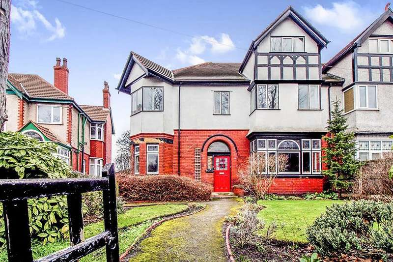 7 Bedrooms Semi Detached House for sale in Park Road, Waterloo, Liverpool, L22