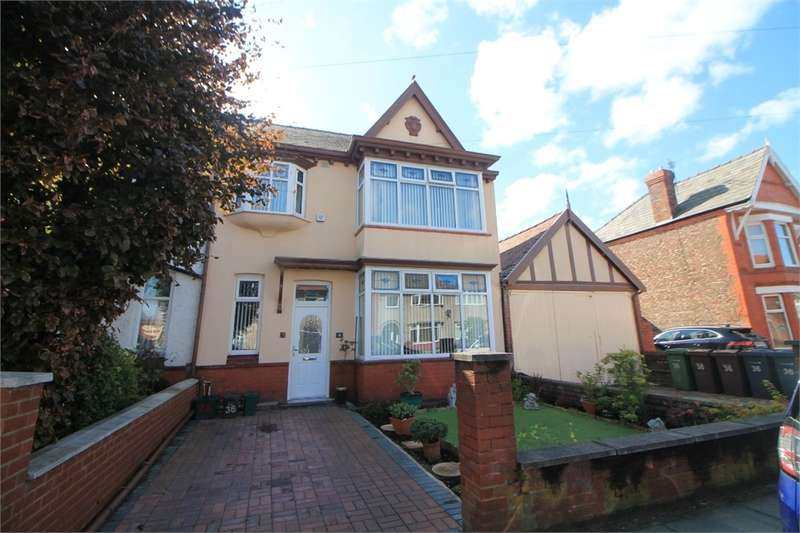 5 Bedrooms Semi Detached House for sale in Kingsway, Waterloo, LIVERPOOL, Merseyside