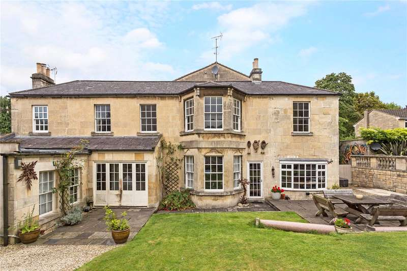 4 Bedrooms Detached House for sale in Weston Road, Bath, BA1