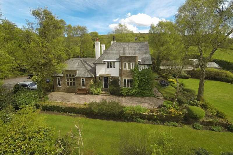 5 Bedrooms Detached House for sale in Pecket Well Hebden Bridge