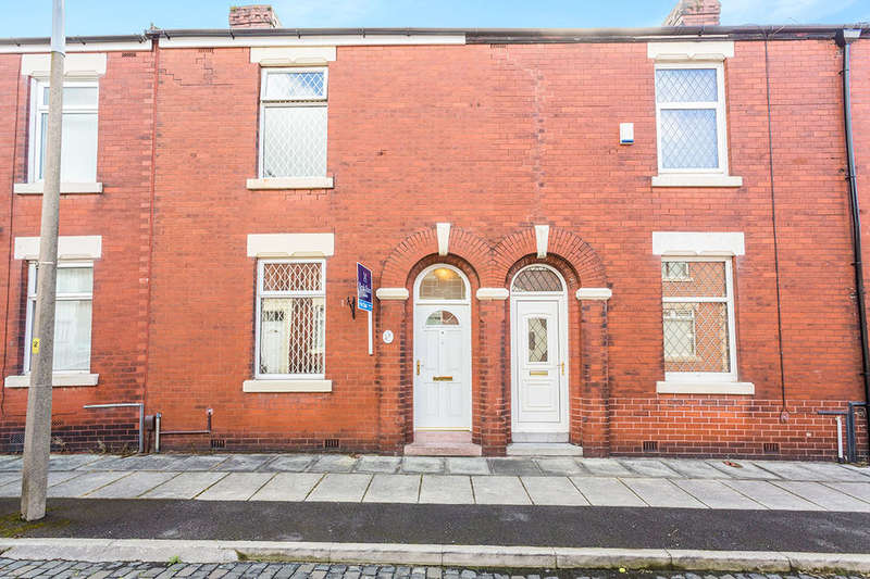 2 Bedrooms Terraced House for sale in Hanbury Street, Ashton-On-Ribble, Preston, PR2