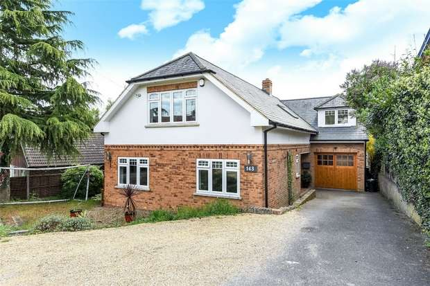 5 Bedrooms Detached House for sale in Gipsy Lane, WOKINGHAM, Berkshire