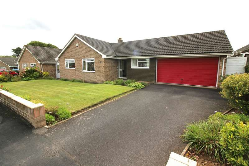 3 Bedrooms Detached Bungalow for sale in TAUNTON, Somerset