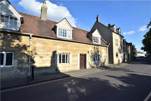 2 Bedrooms Cottage House for sale in Rectory Cottage, Beauchamp Lane, Oxford, OX4 3LF