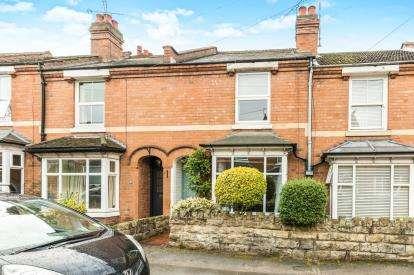 3 Bedrooms Terraced House for sale in Edward Street, Warwick, Warwickshire, .