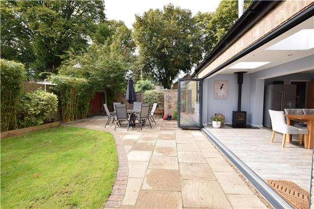 3 Bedrooms Link Detached House for sale in Talbot Road, CARSHALTON, Surrey, SM5 3BP