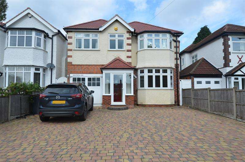 4 Bedrooms Detached House for sale in Monyhull Hall Road, Kings Norton, Birmingham