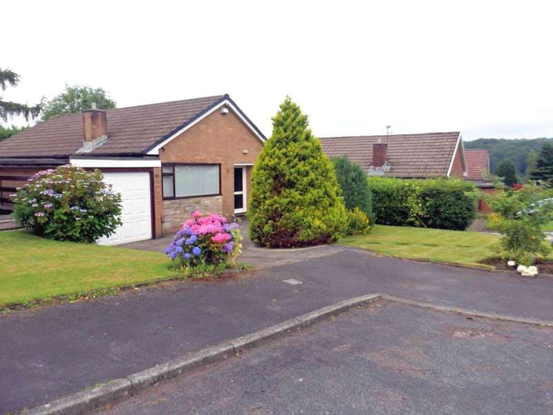 3 Bedrooms Detached Bungalow for sale in Culross Avenue, Ladybridge