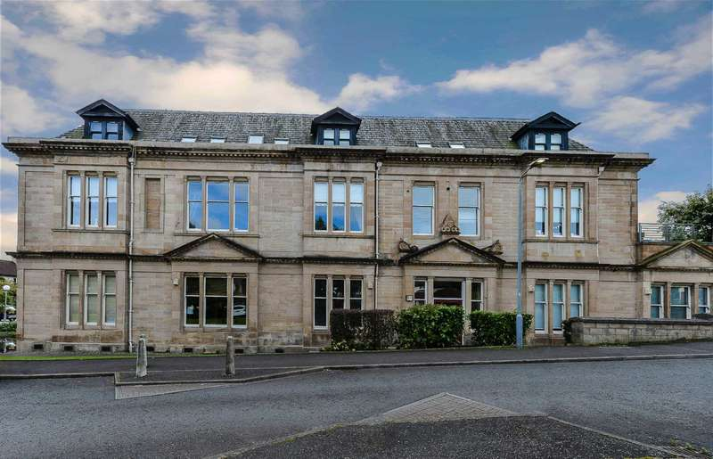 2 Bedrooms Duplex Flat for sale in The Counting House, Paisley