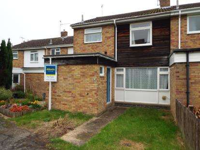 3 Bedrooms Terraced House for sale in Bury St Edmunds, Suffolk