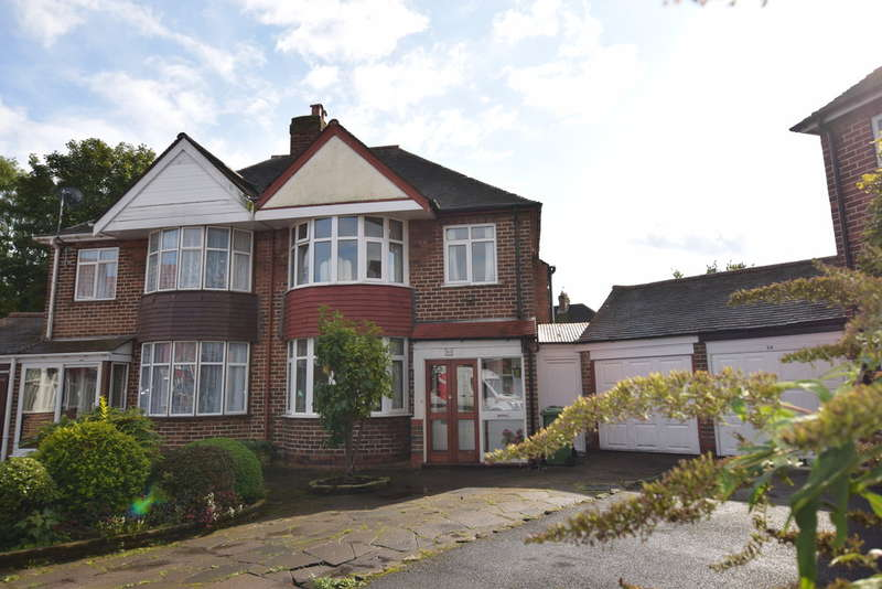 3 Bedrooms Semi Detached House for sale in Haslucks Croft, Shirley