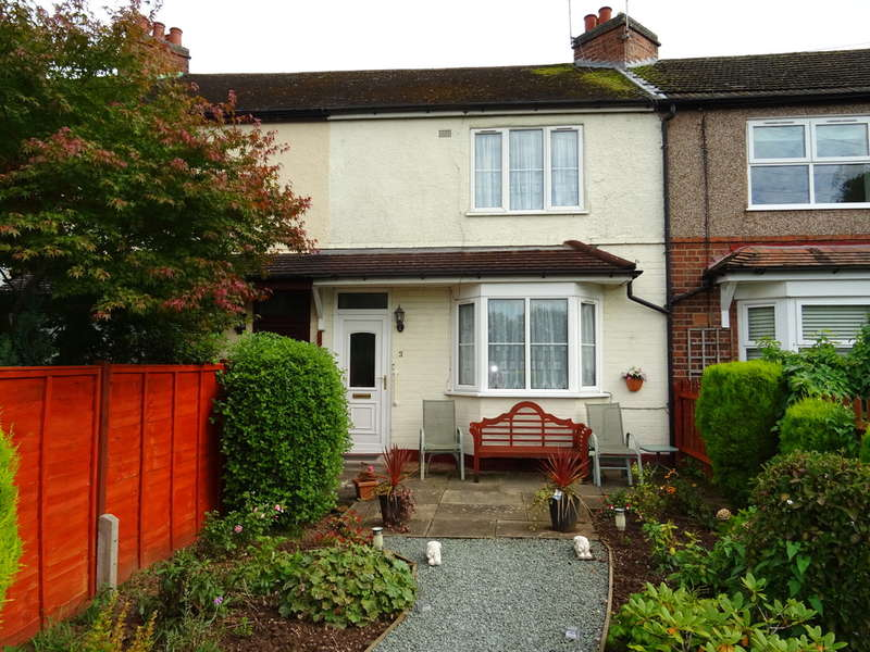 2 Bedrooms Terraced House for sale in Knight Avenue, Coventry