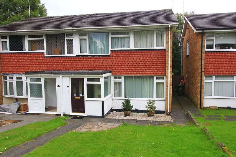 3 Bedrooms Semi Detached House for sale in Lower Cloister, Billericay, Essex, CM11 2AJ
