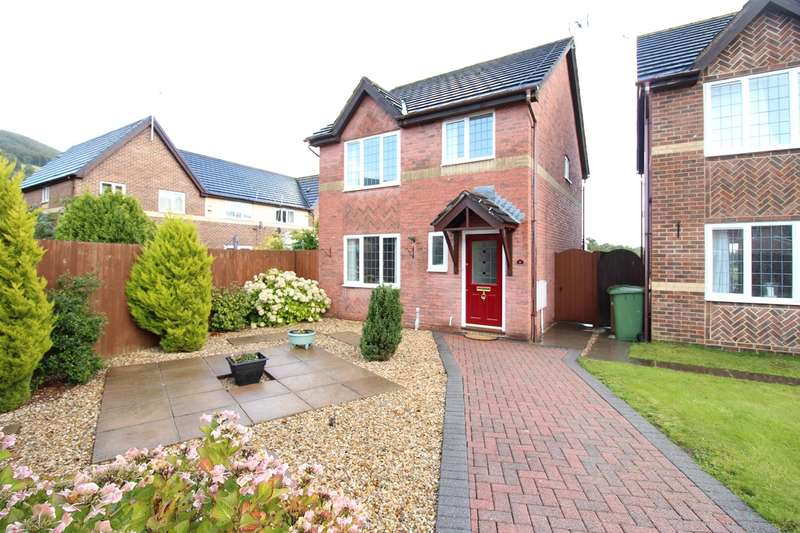 3 Bedrooms Detached House for sale in Ty Pucca Close, Machen, Caerphilly, CF83