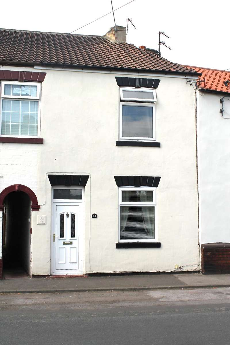 2 Bedrooms Terraced House for sale in Marsh End, Knottingley, WF11 9DD