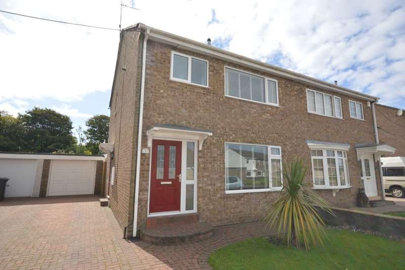 3 Bedrooms Semi Detached House for sale in Dent View, Egremont, CA22