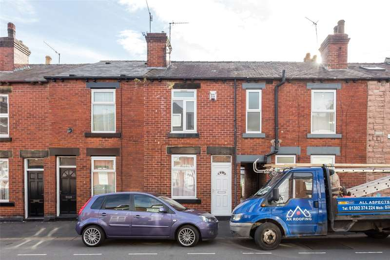 3 Bedrooms Terraced House for sale in Priestley Street, Sheffield, South Yorkshire, S2