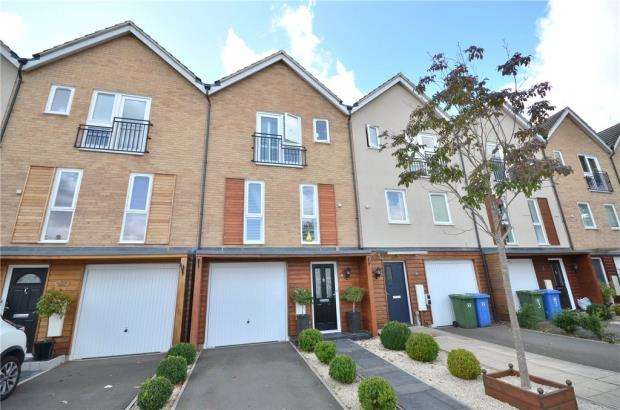 3 Bedrooms Terraced House for sale in Tempest Mews, Bracknell, Berkshire