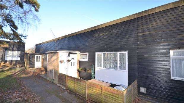 1 Bedroom Maisonette Flat for sale in Earlswood, Bracknell, Berkshire