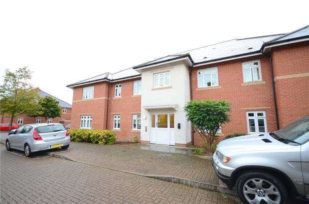 2 Bedrooms Apartment Flat for sale in Gabriels Square, Lower Earley, Reading