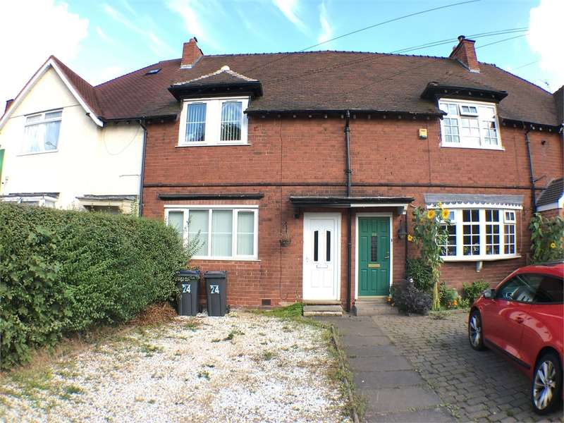 3 Bedrooms Terraced House for sale in Walmley Road, Sutton Coldfield, West Midlands
