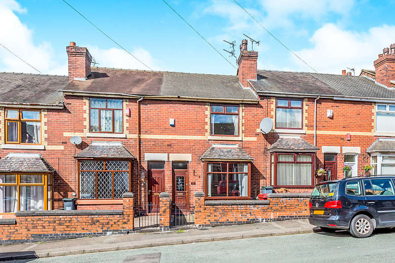 2 Bedrooms Terraced House for sale in Louise Street, Stoke-On-Trent, ST6