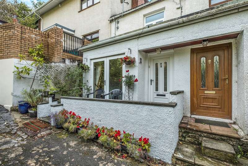 2 Bedrooms Terraced House for sale in Heol Gwys, Upper Cwmtwrch, Swansea
