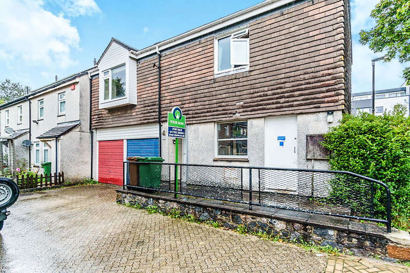 2 Bedrooms Flat for sale in Hetling Close, City Centre, Plymouth, PL1