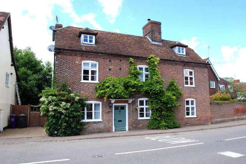 4 Bedrooms Detached House for sale in BARKWAY, Hertfordshire