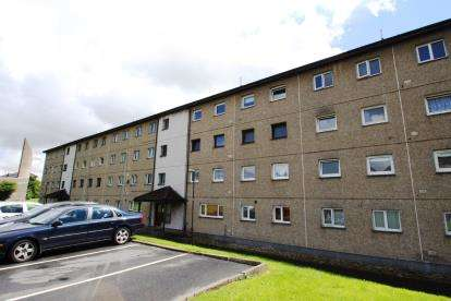2 Bedrooms Flat for sale in Victoria Street, Livingston