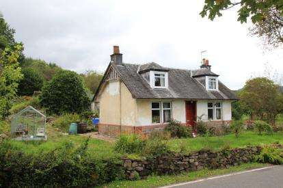 3 Bedrooms Detached House for sale in Station Road, Gartmore