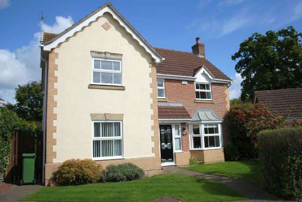 4 Bedrooms Detached House for sale in Blagrave Rise, Tilehurst, Reading,
