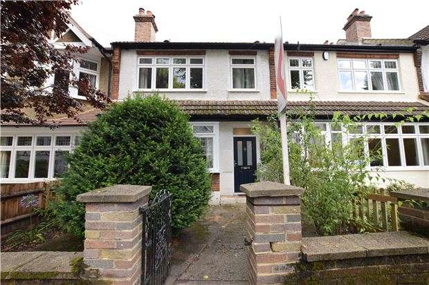 3 Bedrooms Terraced House for sale in The Square, CARSHALTON, Surrey, SM5 3BN