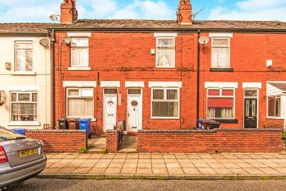 2 Bedrooms Terraced House for sale in Caistor Street, Portwood, Stockport, Cheshire