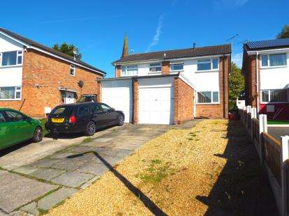 3 Bedrooms Semi Detached House for sale in Carlisle Close, Winsford, Cheshire