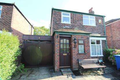 3 Bedrooms Detached House for sale in Acacia Avenue, Cheadle Hulme, Cheadle, Greater Manchester