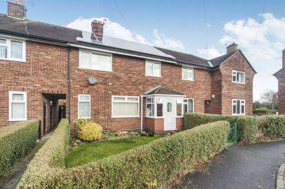 3 Bedrooms Terraced House for sale in Round Thorn, Croft, Warrington, Cheshire