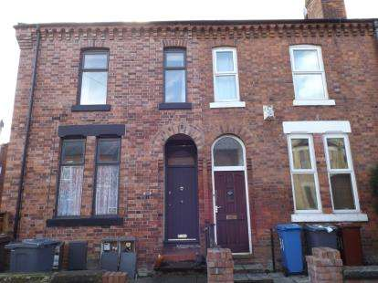 2 Bedrooms End Of Terrace House for sale in Rippingham Road, Withington, Manchester, Greater Manchester