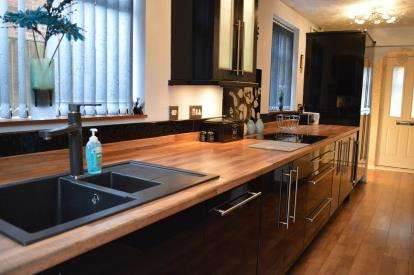 3 Bedrooms Semi Detached House for sale in Broadwood Road, Nottingham, Nottinghamshire