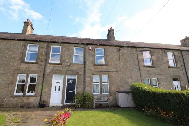3 Bedrooms Terraced House for sale in The Croft, Bellingham