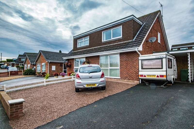 2 Bedrooms Semi Detached House for sale in Heath Field Road, Bewdley