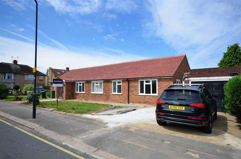 5 Bedrooms Detached Bungalow for sale in Sylvester Road, Wembley, HA0 3AA
