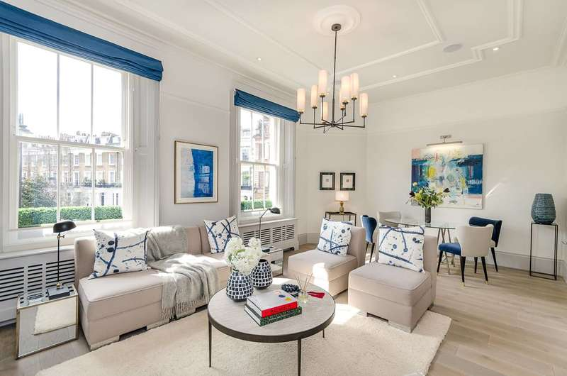 2 Bedrooms Flat for sale in Dove Mews, South Kensington, SW5