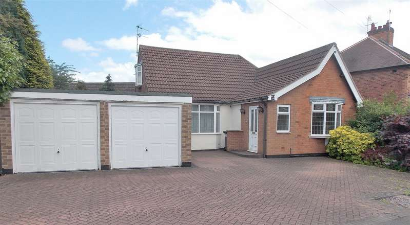 4 Bedrooms Detached Bungalow for sale in Curzon Street, Long Eaton