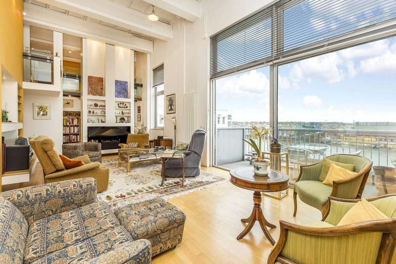 2 Bedrooms Maisonette Flat for sale in The Piper Building, Peterborough Road, Fulham, London, SW6