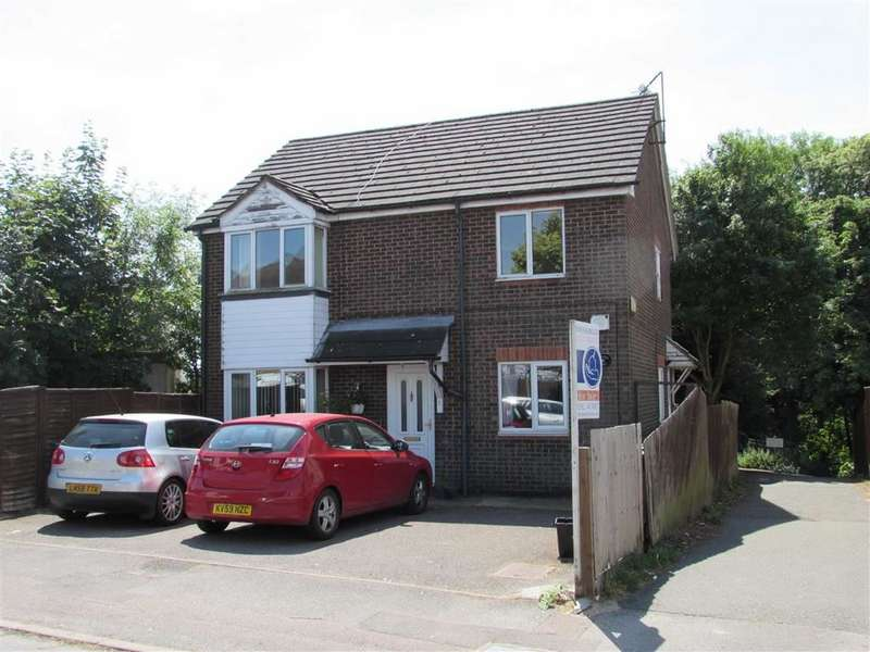 2 Bedrooms Flat for sale in Relanda Court, Sunridge Avenue, Luton