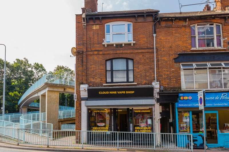 3 Bedrooms Retail Property (high Street) Commercial for sale in High Street, Chatham, Kent, ME4