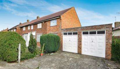4 Bedrooms Semi Detached House for sale in Mickleham Road, Orpington