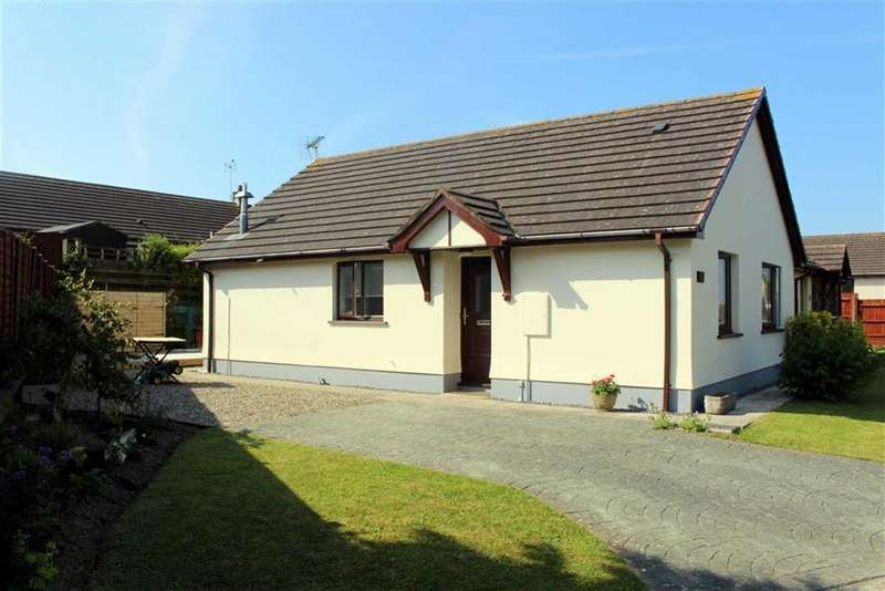 2 Bedrooms Semi Detached Bungalow for sale in Church View, Summerhill, Amroth